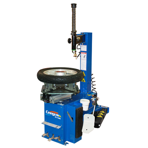 KT-C-M86 MOTORCYCLE TYRE CHANGER